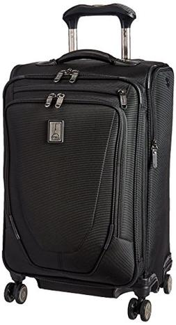 """Travelpro Crew 11 21"""" Carry-On Expandable Spinner Suitcase w"""