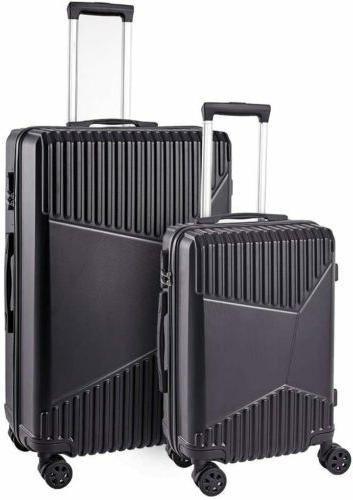 2 3 piece luggage baggage set travel