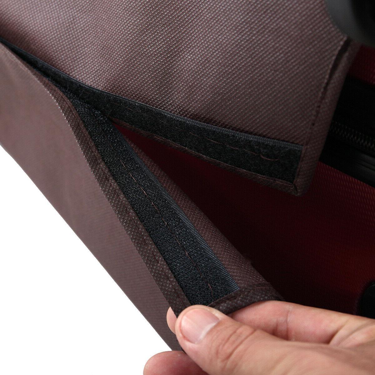 """3 Luggage Travel Bag Trolley 22"""" 27"""" 30"""" Black"""