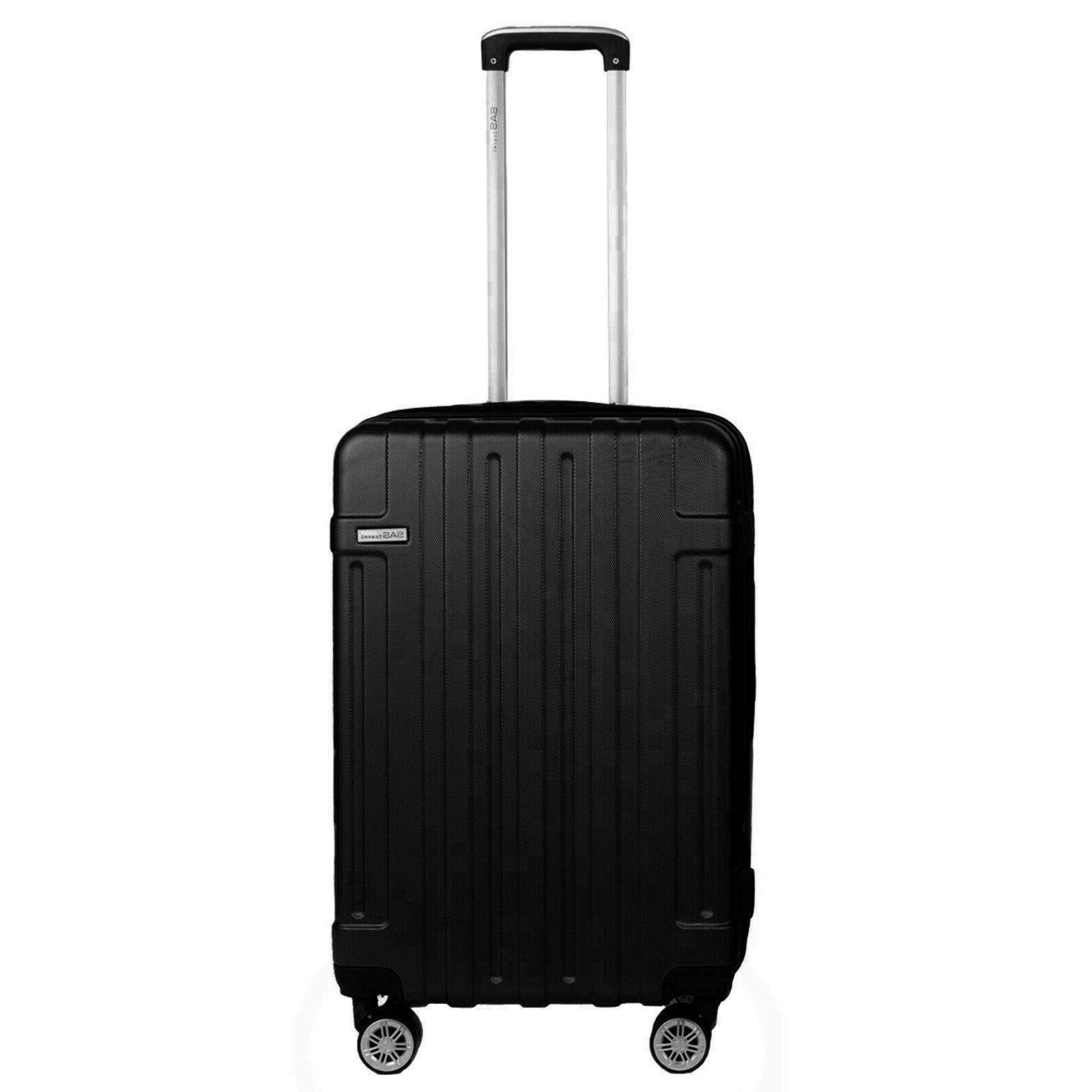 NEW Suitcase Set Carry On ABS