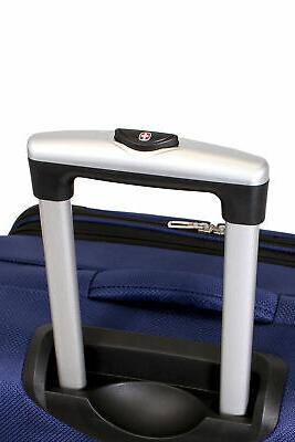 Swissgear 6283 Spinner Luggage Set Blue